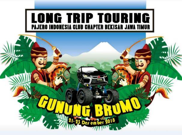 Long trip touring Gunung Bromo PIC Bekisar Jawa Timur 21-23 Desember 2018