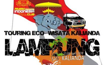 Touring Eco Wisata Kalianda – Lampung dan Anniversary PIC ke 3