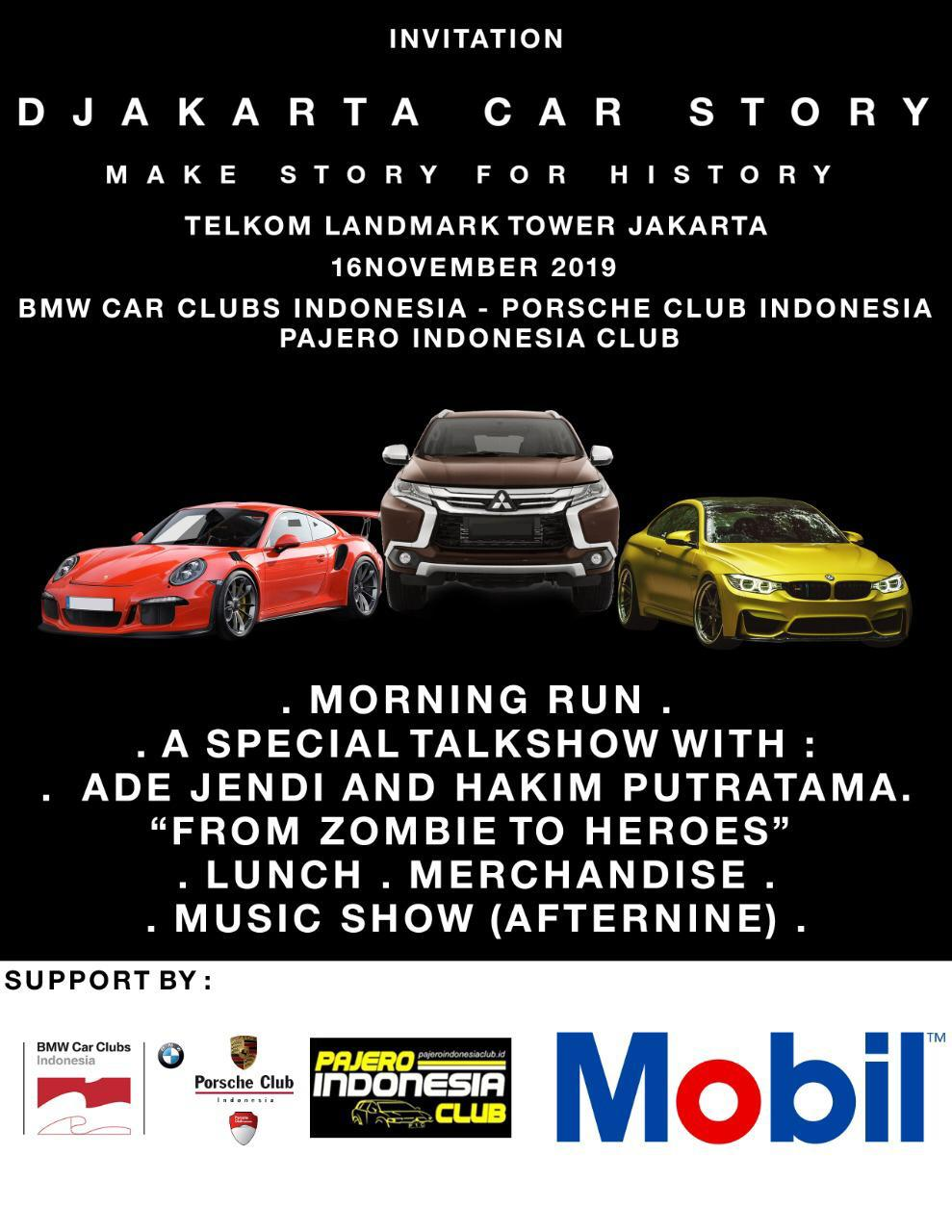 DJAKARTA CAR STORY